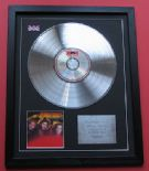 BEE GEES - Spirits Having Flown CD / LP PLATINUM PRESENTATION DISC